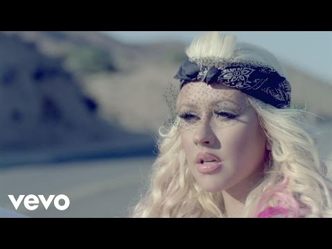 Christina Aguilera - Your Body (Official Music Video) (Clean Version)
