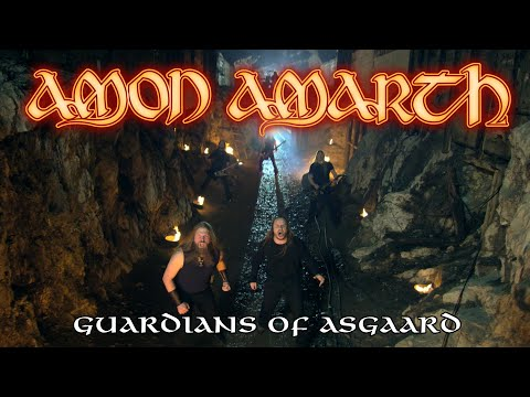 Amon Amarth - Guardians Of Asgaard (OFFICIAL VIDEO)