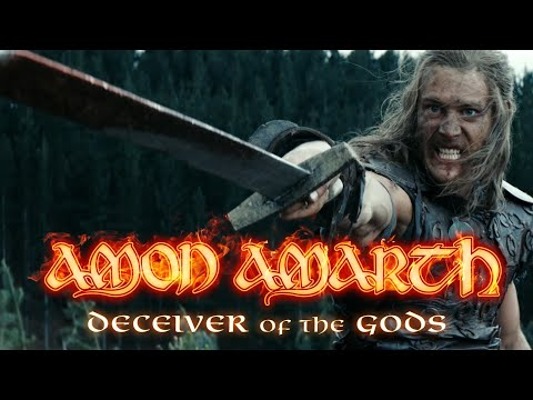 Amon Amarth - Deceiver of the Gods (OFFICIAL VIDEO)