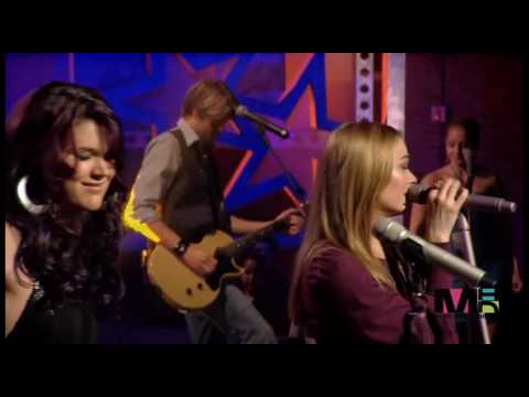 Joss Stone ft LeAnn Rimes - Good friends and a glass of wine