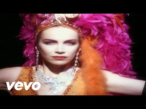 Annie Lennox - Why (Official Music Video)
