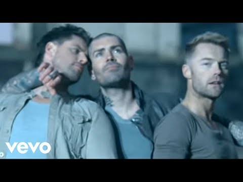 Boyzone - Love Is A Hurricane (Official Video)