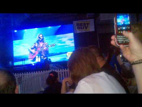 """Casey James - Original song """"Show Me"""" at the Country Music Expo 4-30-11"""