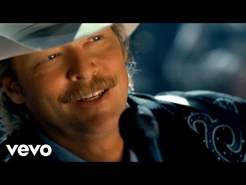Alan Jackson - Too Much Of A Good Thing