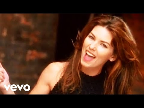 Shania Twain - Don't Be Stupid (You Know I Love You) (Official Music Video)