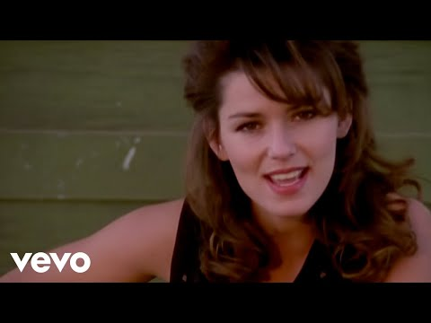 Shania Twain - Whose Bed Have Your Boots Been Under (Official Music Video)