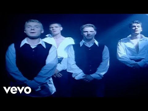 Boyzone - Love Me For A Reason (Official Video)