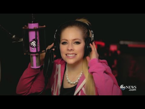 Avril Lavigne - Fly Official Video