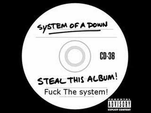 System Of A Down - Fuck The System