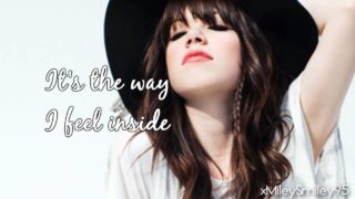 carly rae jepsen just a step away youtube music 320x180 - Carly Rae Jepsen - Just A Step Away