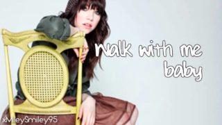 Carly Rae Jepsen - Talk To Me