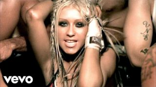 christina aguilera dirrty youtube music 320x180 - Christina Aguilera - Dirrty