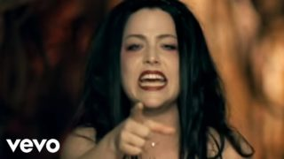 Evanescence - Sweet Sacrifice