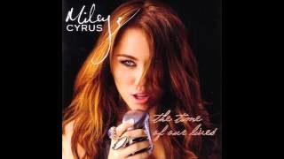 Miley Cyrus - Talk Is Cheap