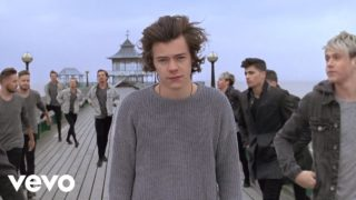one direction you and i youtube music 320x180 - One Direction - You And I