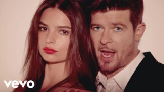 robin thicke blurred lines youtube music 320x180 - Robin Thicke - Blurred Lines