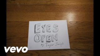 Taylor Swift - Eyes Open