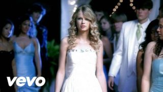 taylor swift you belong with me youtube music 320x180 - Taylor Swift - You Belong With Me