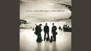 U2 - Stuck In A Moment You Cant Get Out Of